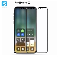 3D Full Cover Screen Protector for iPhone X