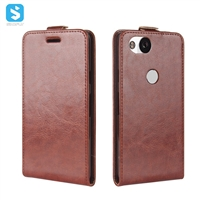 R64 Pattern PU Leather Flip Case for GOOGLE Pixel 2