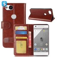 R64 Pattern PU Leather Wallet Case for GOOGLE Pixel 2