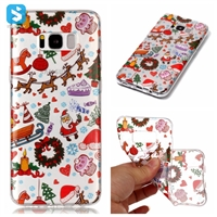 Christmas Printed TPU Case for Samsung Galaxy S8