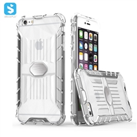 TPU PC 2in1 Combo Case for iPhone 6s Plus