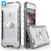 TPU PC 2in1 Combo Case for iPhone 6s