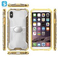TPU PC 2in1 Combo Case for iPhone X(S)