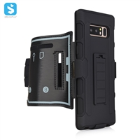Sporty Armband Kickstand Case for Samsung Galaxy Note 8