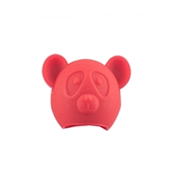 Third generation of Apple pen accessories - bear head