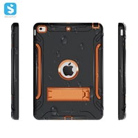 PC + silicon combo case for iPad Air