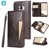 Wallet phone case for Samsung Galaxy S8