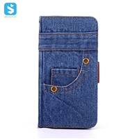 Jean phone case for Samsung Galaxy S9+/S9 Plus