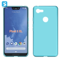 waterproof lines TPU phone case for Google Pixel 3 XL
