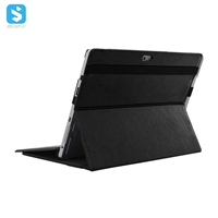 Crazy horse case with stand for Microsoft Surface Go