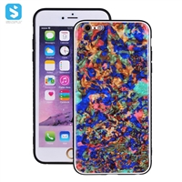 TPU+PC+Epoxy double color phone case for iPhone 6(s)Plus