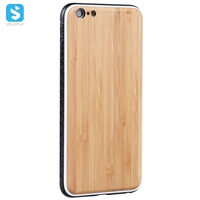 bamboo series double color phone case for iPhone 6(s) Plus