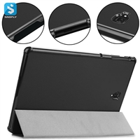 tri fold PU leather case for Samsung Galaxy Tab S4(10.5)/T830/T835