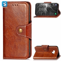 Retro business style leather case for Samsung Galaxy Note 9