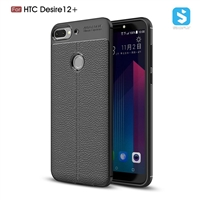 Litchi line TPU phone case for HTC Desire 12 Plus