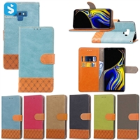 PU leather phone case for Samsung Note 9