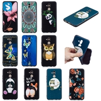 TPU emboss phone case for Huawei P20 Lite