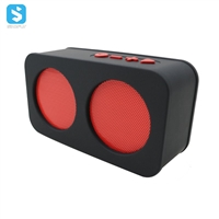 Portable outdoor wireless speaker