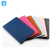 Resin grain PC hard case for iPad 9.7 2017