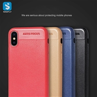 TPU full cover phone case for iPhone X(S)