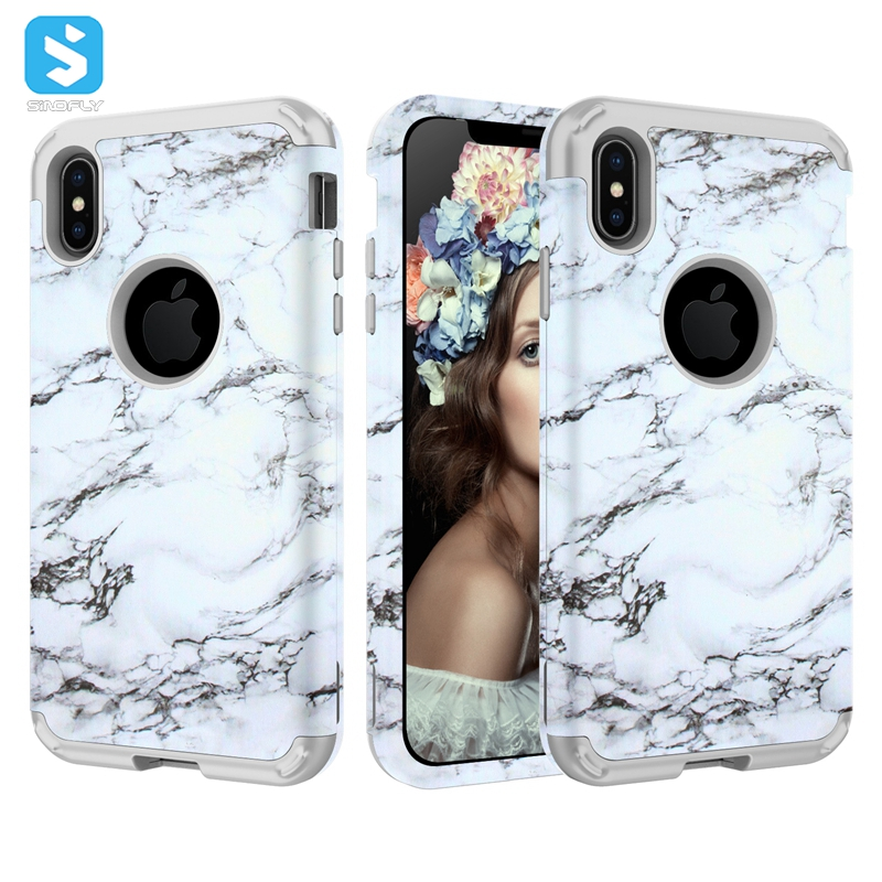PC TPU phone case for iPhone XS MAX