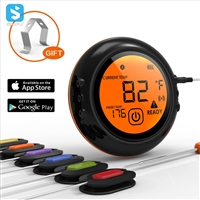 Smart BBQ thermometer