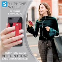 Multi-function wallet phone case