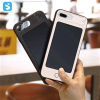 hand-written LCD display bracket mobile phone case for iPhone 7 8 Plus