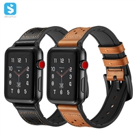 silicone skin watchband for Apple watch 1 2 3