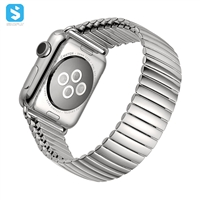 202 Stainless steel expansion watchband for Apple watch