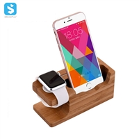phone and watch stand