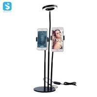 3 in 1 Phone Mount Holder Live Stream Stand