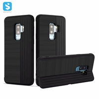 2 in 1 PC TPU with stand phone case for Samsung Galaxy S9+/S9