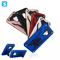 2 in 1 PC TPU with stand phone case for Samsung Galaxy S9+/S9 Plus