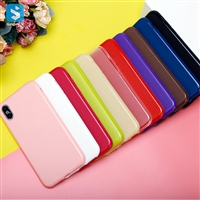 Pudding TPU phone case for iphone XR