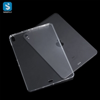 Clear TPU case for ipad pro 12.9 2018