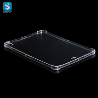 shockproof Clear TPU case for ipad pro 12.9 2018