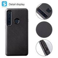 carbon fiber TPU phone case for Samsung Galaxy A9