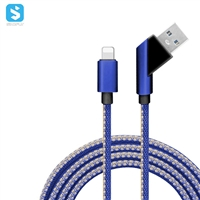 Aluminum jean cable-lighting