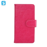 Universal 360 degree rotate crazy horse pu leather case (5.5-6.3 inch)