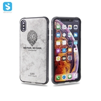 12 constellation TPU phone case for iphone XS