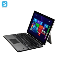 Alloy keyboard with touch pad for Microsoft Surface Pro 4/5/6(12.3)