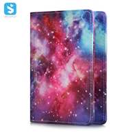 Painted multi-function passport protective cover